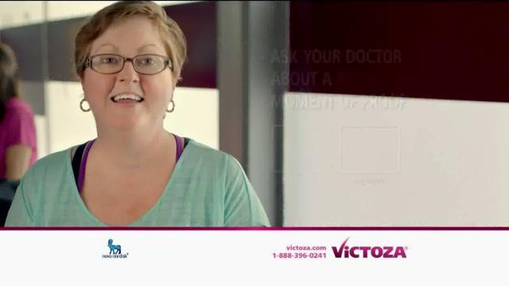 Victoza TV Commercial, 'Moment of Proof: Mary & Philip'