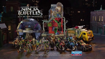 Teenage Mutant Ninja Turtles Playsets TV Spot, 'Gear up for Battle' - Thumbnail 10