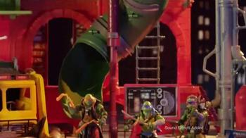 Teenage Mutant Ninja Turtles Playsets TV Spot, 'Gear up for Battle' - Thumbnail 3