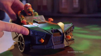Teenage Mutant Ninja Turtles Playsets TV Spot, 'Gear up for Battle' - Thumbnail 4