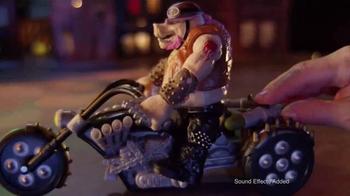 Teenage Mutant Ninja Turtles Playsets TV Spot, 'Gear up for Battle' - Thumbnail 5