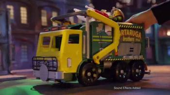 Teenage Mutant Ninja Turtles Playsets TV Spot, 'Gear up for Battle' - Thumbnail 7