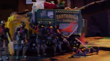 Teenage Mutant Ninja Turtles Playsets TV Spot, 'Gear up for Battle' - Thumbnail 8