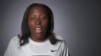 Big Ten Conference TV Spot, 'Faces of the Big Ten: Andreona Keys' - Thumbnail 8