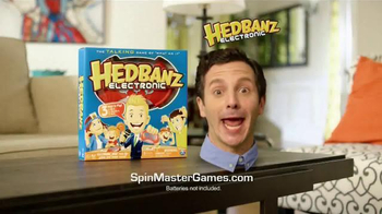 Hedbanz Electronic TV Spot, 'Laugh Your Heads Off' - Thumbnail 10
