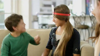 Hedbanz Electronic TV Spot, 'Laugh Your Heads Off' - Thumbnail 6