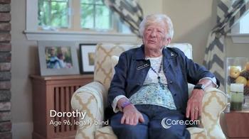 Care.com TV Spot, 'Senior Care: Meet Dorothy' - Thumbnail 1