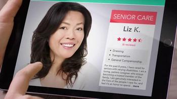 Care.com TV Spot, 'Senior Care: Meet Dorothy' - Thumbnail 3