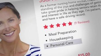 Care.com TV Spot, 'Senior Care: Meet Dorothy' - Thumbnail 5