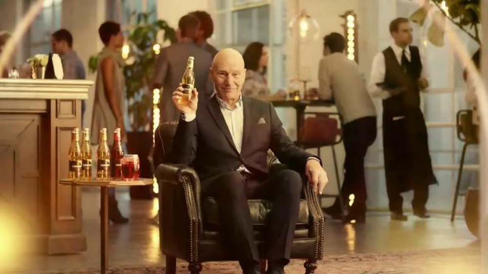 Strongbow Hard Cider TV Commercial, 'Impressive Flavors' Feat. Patrick Stewart