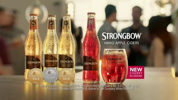 Strongbow Hard Cider TV Spot, 'Impressive Flavors' Feat. Patrick Stewart - Thumbnail 5
