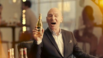 Strongbow Hard Cider TV Spot, 'Impressive Flavors' Feat. Patrick Stewart - Thumbnail 4