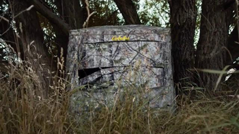 Cabela's The Zonz Specialist Ground Blind TV Spot, 'The Perfect Window' - Thumbnail 1