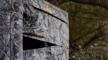 Cabela's The Zonz Specialist Ground Blind TV Spot, 'The Perfect Window' - 170 commercial airings