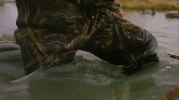 Cabela's SuperMag Chest Waders TV Spot, 'Every Day Value Products: Swamped' - Thumbnail 1
