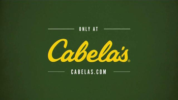 Cabela's E.C.W.C.S. Base Layer TV Spot, 'Every Day Value: No Sweat' - Thumbnail 9