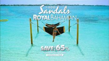 Sandals Resorts Royal Bahamian TV Spot, 'Offshore Island Adventure' - Thumbnail 9