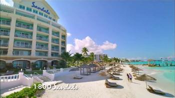 Sandals Resorts Royal Bahamian TV Spot, 'Offshore Island Adventure' - Thumbnail 4
