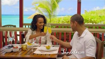 Sandals Resorts Royal Bahamian TV Spot, 'Offshore Island Adventure' - Thumbnail 6
