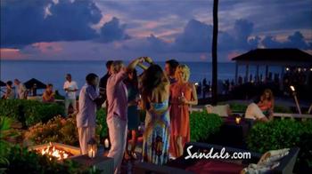 Sandals Resorts Royal Bahamian TV Spot, 'Offshore Island Adventure' - Thumbnail 8