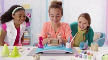 Pottery Cool Studio TV Spot, 'New Way to Make Pottery'