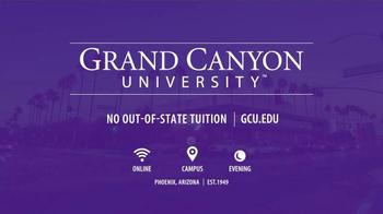 Grand Canyon University TV Spot, 'Making the Smart Choice' - Thumbnail 7