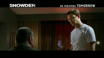 Snowden - Alternate Trailer 27