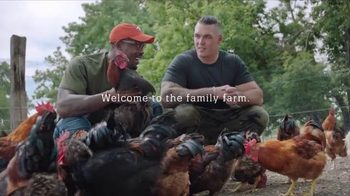 NFL TV Spot, 'Football Is Family: Von Miller's Chicken Farm' Ft. Von Miller - Thumbnail 7