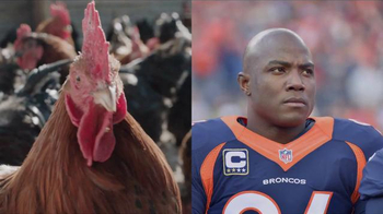 NFL TV Spot, 'Football Is Family: Von Miller's Chicken Farm' Ft. Von Miller - Thumbnail 4