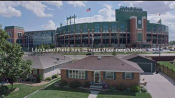 NFL TV Spot, 'Football Is Family: Lambeau Field's Neighbors' Ft. Eddie Lacy - 53 commercial airings