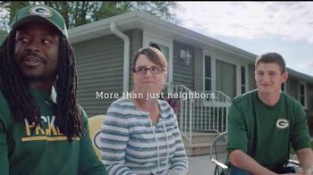 NFL TV Spot, 'Football Is Family: Lambeau Field's Neighbors' Ft. Eddie Lacy - Thumbnail 7