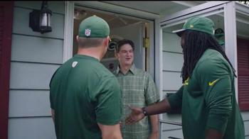 NFL TV Spot, 'Football Is Family: Lambeau Field's Neighbors' Ft. Eddie Lacy - Thumbnail 2