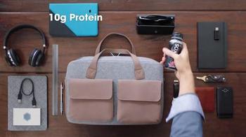 Oikos Nonfat Yogurt Drink TV Spot, 'Portable Life' - Thumbnail 3
