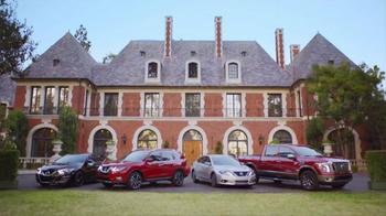 Nissan TV Spot, 'Heisman House: Go Deep' Featuring Doug Flutie, Tim Brown - Thumbnail 1