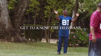 Nissan TV Spot, 'Heisman House: Go Deep' Featuring Doug Flutie, Tim Brown - Thumbnail 6