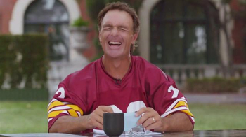 Nissan TV Spot, 'Heisman House: Go Deep' Featuring Doug Flutie, Tim Brown - 7 commercial airings