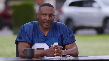 Nissan TV Spot, 'Heisman House: Go Deep' Featuring Doug Flutie, Tim Brown - Thumbnail 5