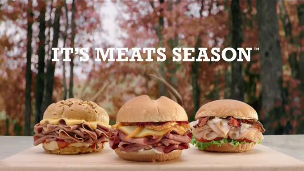 Arby's TV Commercial, 'Hunting: Salad'