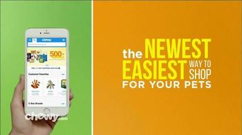 Chewy.com TV Spot, 'Shop More Than 500 Pet Brands' - Thumbnail 1