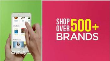 Chewy.com TV Spot, 'Shop More Than 500 Pet Brands' - Thumbnail 2