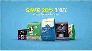 Chewy.com TV Spot, 'Shop More Than 500 Pet Brands' - Thumbnail 7