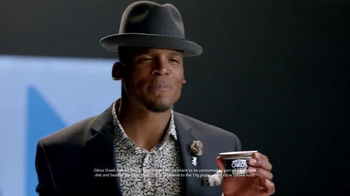 Oikos Triple Zero TV Spot, 'Be Unstoppably You' Featuring Cam Newton - Thumbnail 6