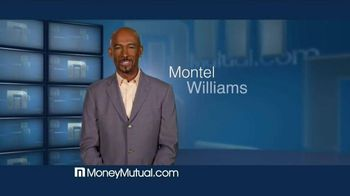 Money Mutual TV Spot, 'Past Due' Featuring Montel Williams