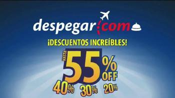Despegar.com Días de Descuentos TV Spot, '¡Atención!' [Spanish]