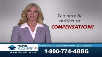 Taxotere Breast Cancer Helpline thumbnail