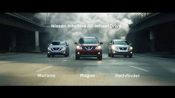 2016 Nissan Rogue TV Spot, 'Storm Cloud' - Thumbnail 8