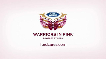Ford Warriors in Pink TV Spot, 'Simple' Featuring Catherine Bell - Thumbnail 5