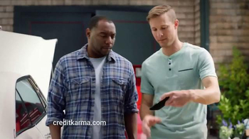 Credit Karma TV Spot, 'Lucky Car'