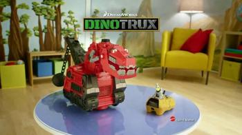 Dreamworks Dinotrux Reptool Control Ty Rux TV Spot, 'Buddies' - Thumbnail 6