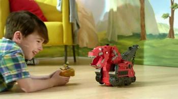 Dreamworks Dinotrux Reptool Control Ty Rux TV Spot, 'Buddies'